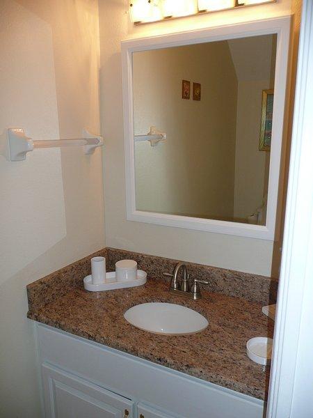 toilettes en bas