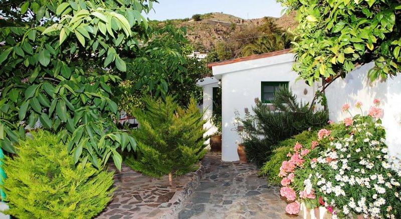 Casa emblematica Santana Segura Tejeda, Canarias, aluguéis de temporada em Juncalillo