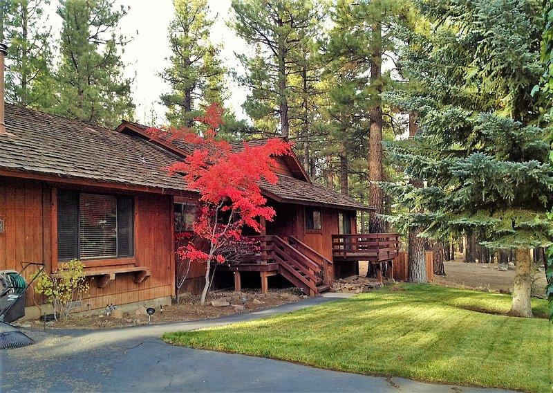 Luxurious Reno-Tahoe Private Mountain Home (Outdoor Hot Tub and Dry Sauna), aluguéis de temporada em Reno