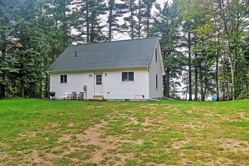 Avvolto in uno scenario tranquillo, questa bella cabina garantisce un rifugio tranquillo!