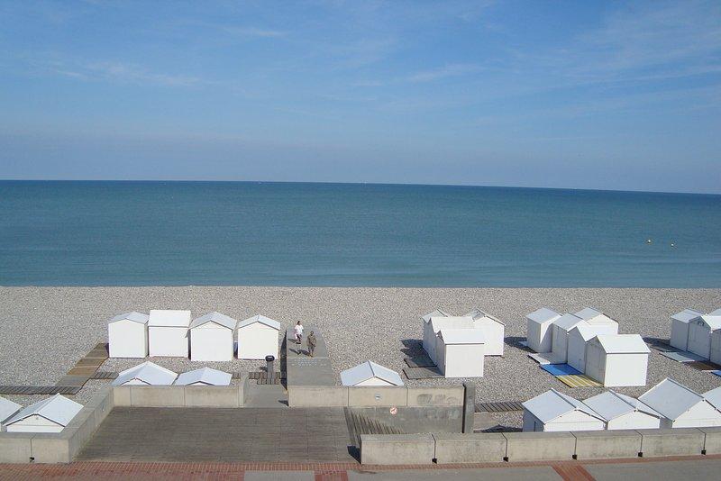 3 pièces sur le front de mer, vacation rental in Mers-les-Bains