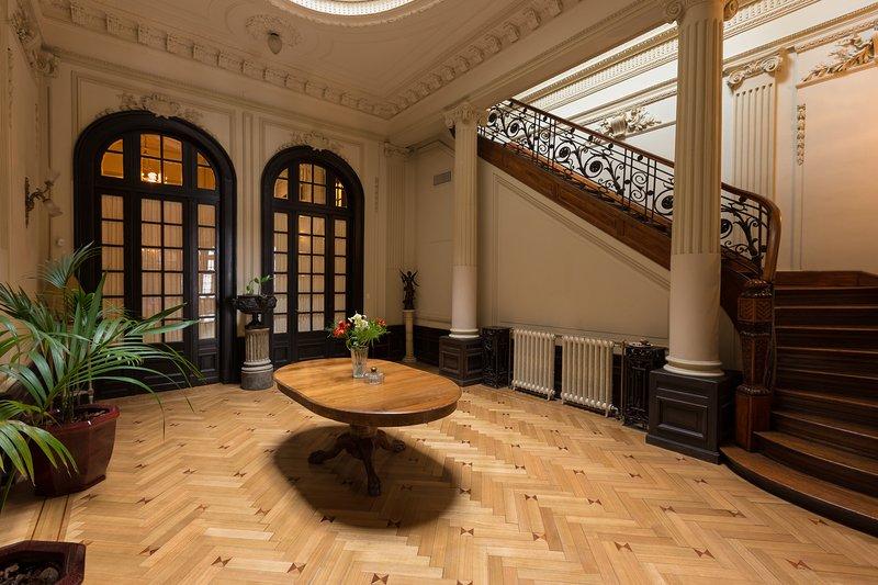 1º andar - Foyer