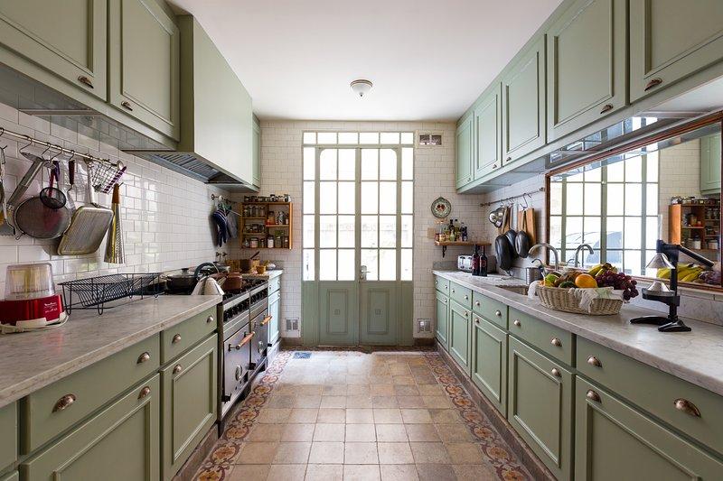 Térreo - cozinha Principal