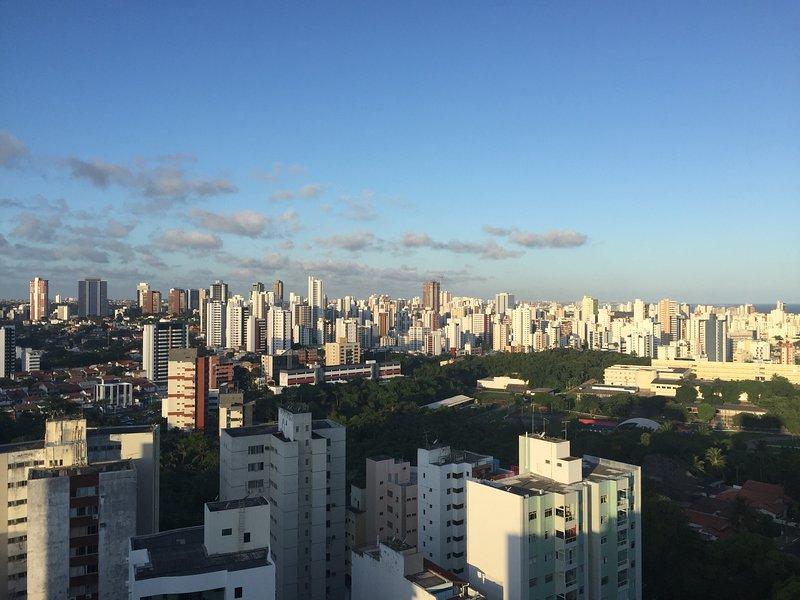 vistas panorámicas de la ciudad