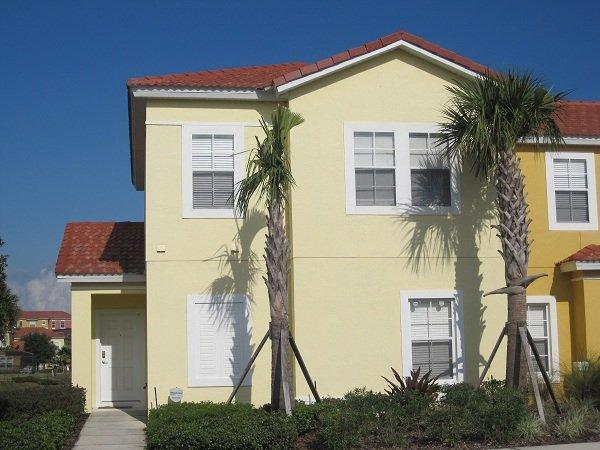 Esta casa de vacaciones totalmente equipada está a solo 2 minutos a pie de la casa club.