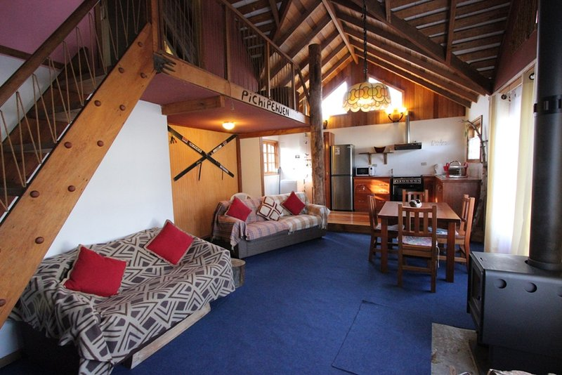 Chile Wild - Pichipehuen, vacation rental in Malalcahuello
