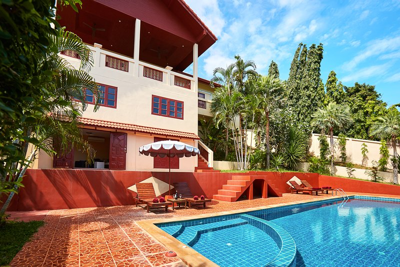 Casa Vista piscina