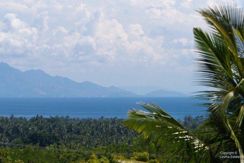 North Bali Coast View