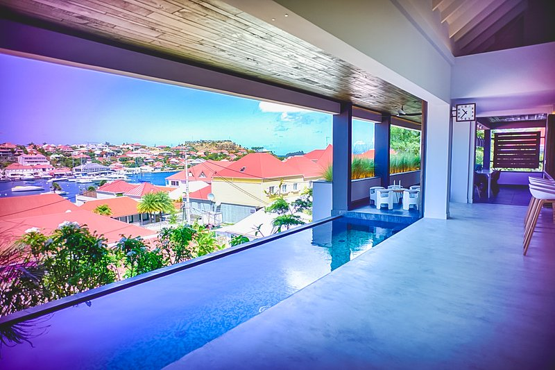 The Loft, vacation rental in Gustavia