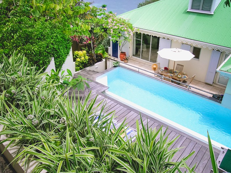 Case et Cuisine, Ferienwohnung in Marigot
