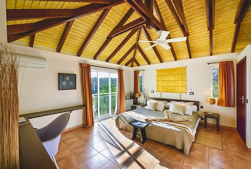 Plein Ciel, location de vacances à Marigot