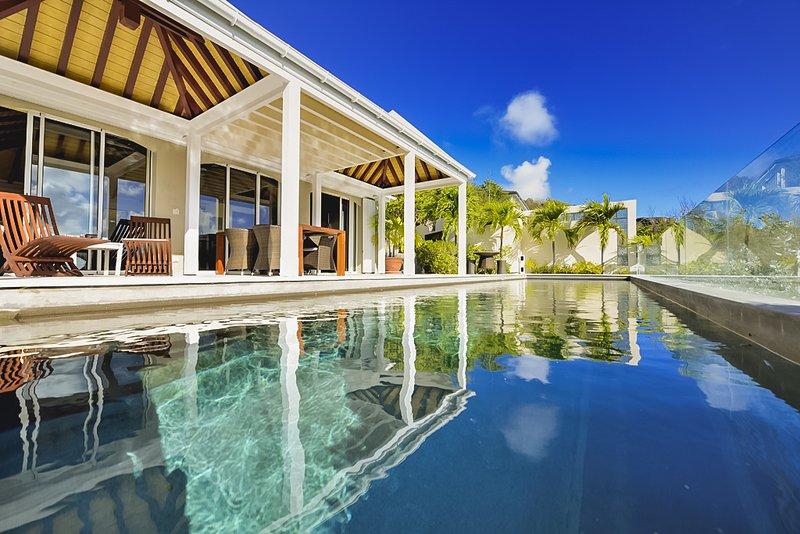 Plein Ciel, Ferienwohnung in Marigot