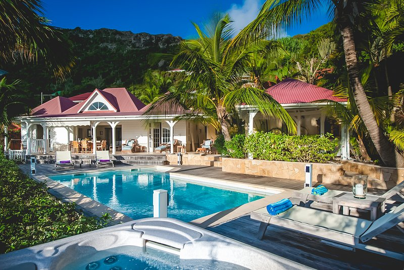 Calypso, holiday rental in Anse des Cayes