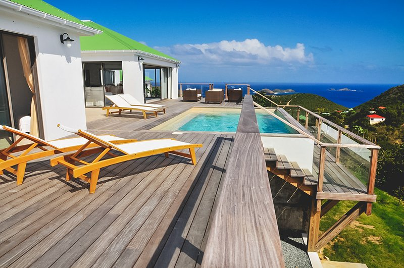 Mirador, holiday rental in Anse des Flamands
