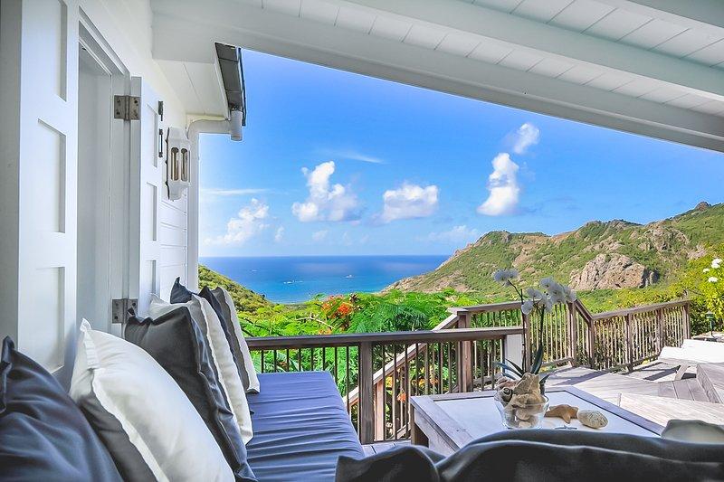 Kiara House, location de vacances à Marigot