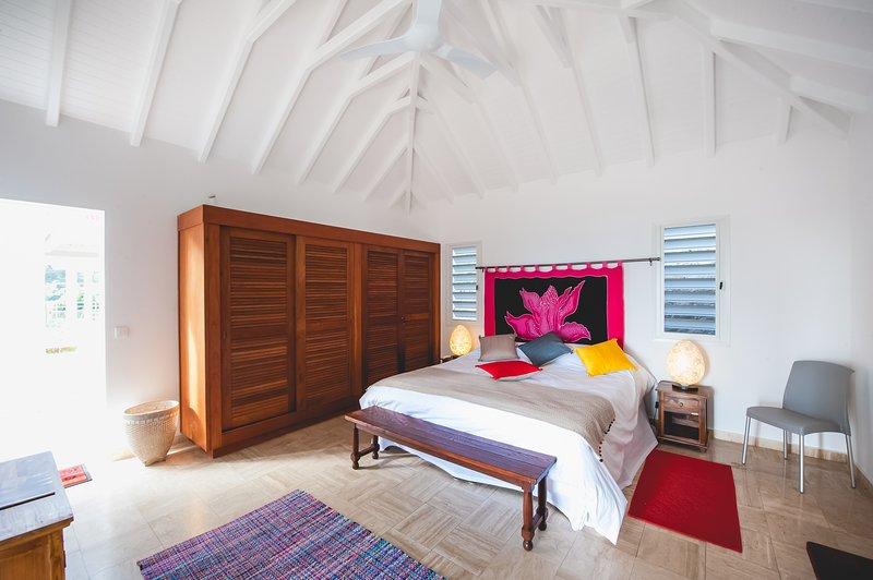 Nocean, Ferienwohnung in Marigot