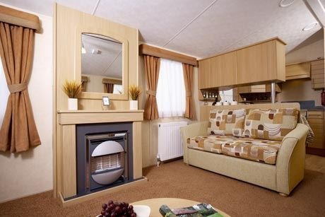 Chaffinch Way (2) 2 Bed static caravan at Hoburne Devon Bay, vacation rental in Paignton