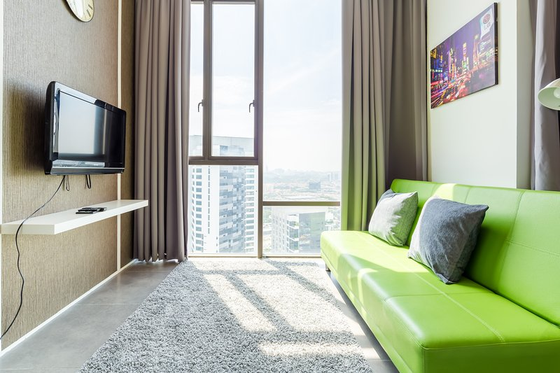 Skylivia Studio Empire Damansara, holiday rental in Petaling Jaya