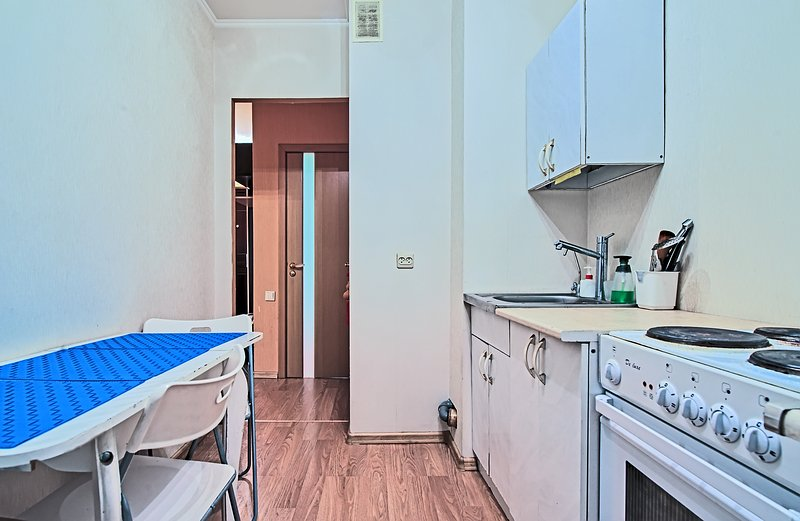 Apartment with a view on the 21st floor, vacation rental in Strelna