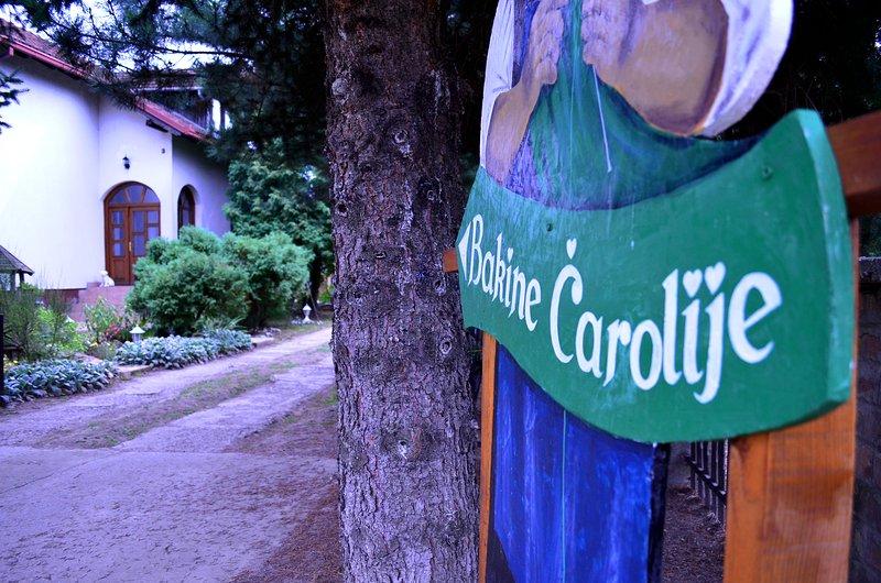 Bakine Čarolije, vacation rental in Mohacs