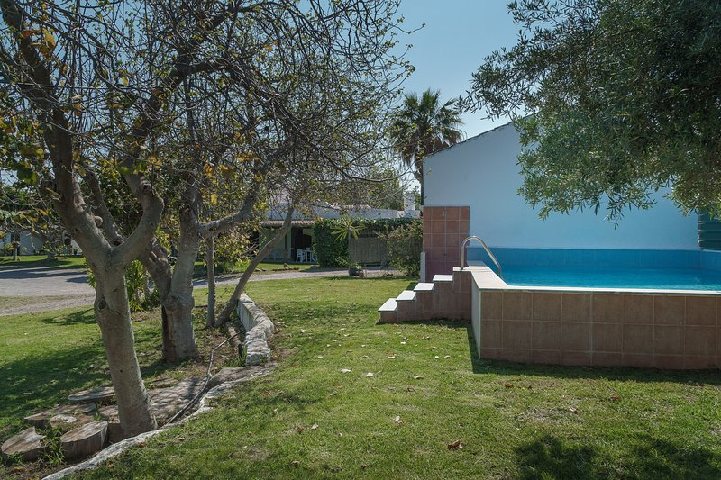 Sabi Yellow Apartment, Olhao, Algarve, holiday rental in Moncarapacho