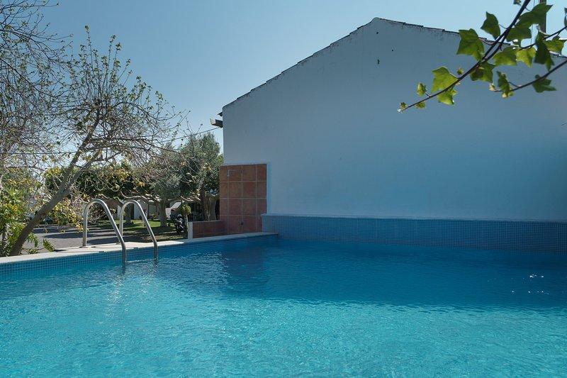 Sabi Orange Apartment, Olhao, Algarve, location de vacances à Moncarapacho