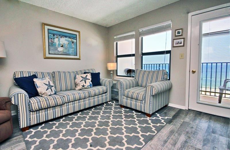 Living Room Balcony Access