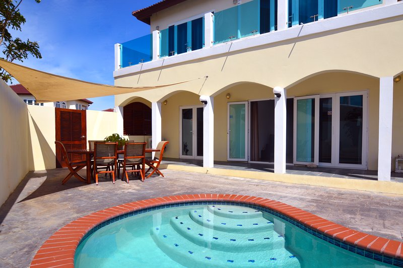 Four Bedroom Villa with Pool Merlot Villas Aruba