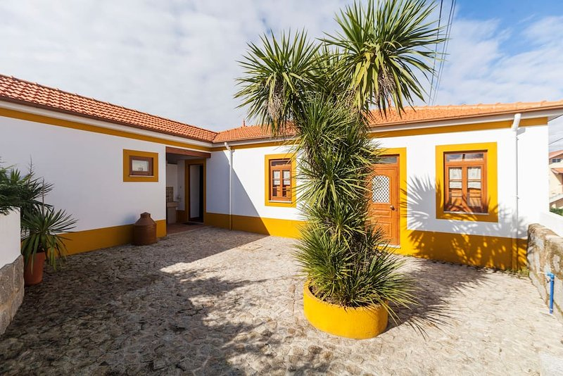 Grandmother's House with Private Pool, holiday rental in Espinho