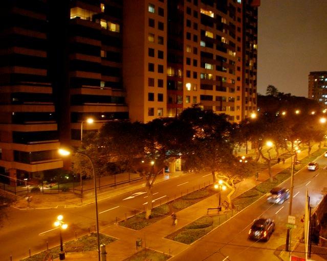 Hermosa vista desde el balcón del Apartamento