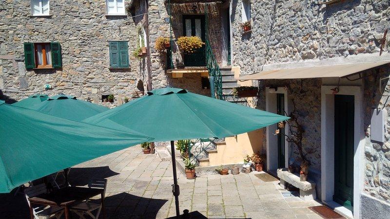 CORTE PAGANINI, vacation rental in Ricco del Golfo di Spezia