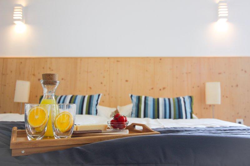 ECO Boutique Hotel AMS Beagle - double room, location de vacances à Jesenice