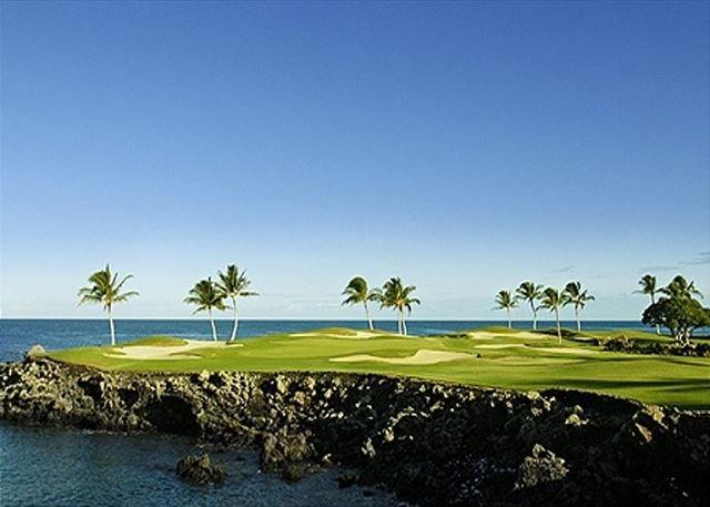 Golfbaan Mauna Lani