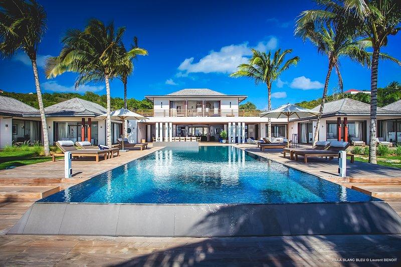 Maison Blanc Bleu, alquiler de vacaciones en Gouverneur