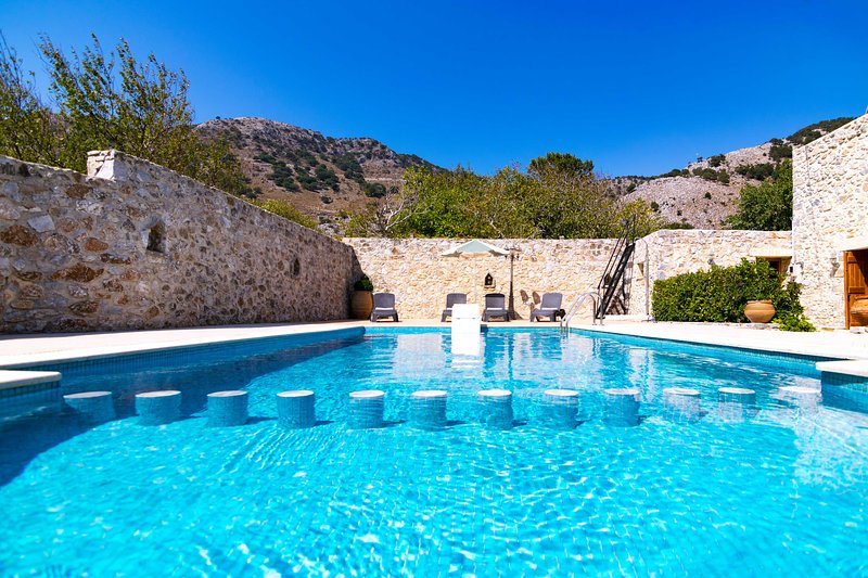 Villa Archodiko, holiday rental in Frangokastello