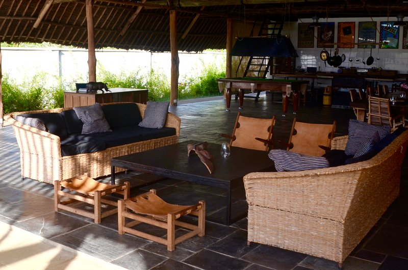 Makuti House, 2 Doubleroom 1+2, holiday rental in Msambweni