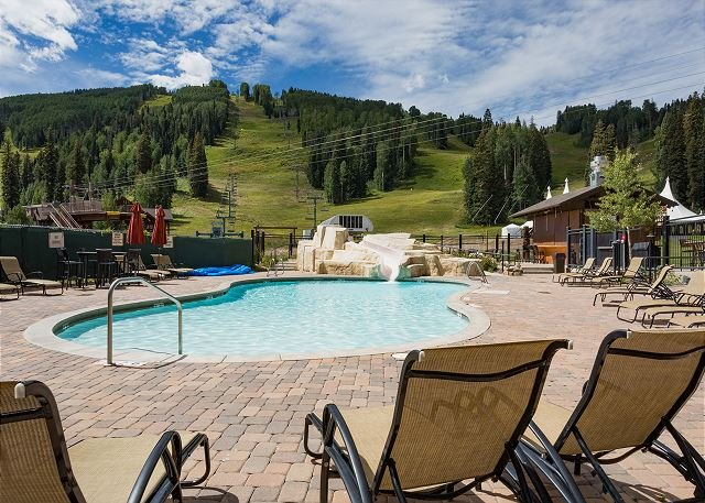 Durango Mountain Club- Pool