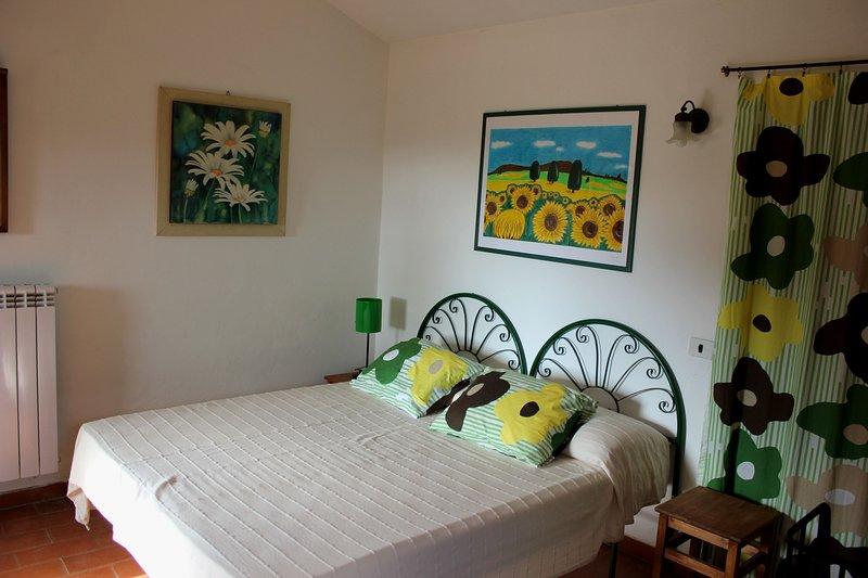 Double bedroom, double bed