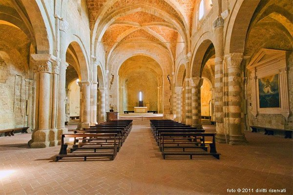 Sovana Cathedral (Unesco site)
