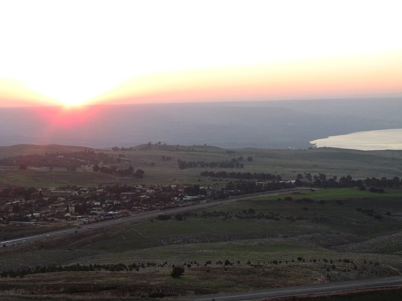 Amazing Galilee View, holiday rental in Qatsrin
