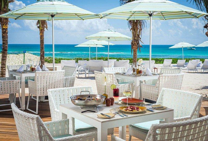 Wonderful views and world-class dining at Chiringuito Restaurant