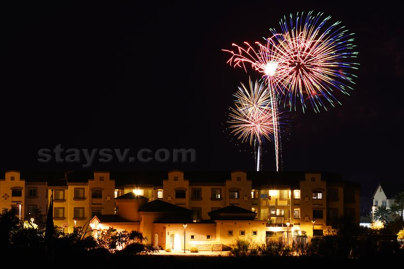 4th of July at Casa Antigua Condominiums