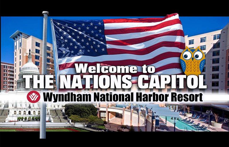 Alquiler Wyndham National Harbor Condo con la Generación de vacaciones. 2br Condo de lujo cerca de Washington DC.