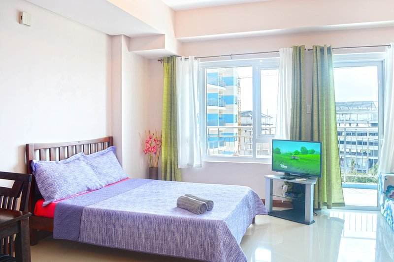 Lovely Studio Apartment in Mactan Cebu, holiday rental in Lapu Lapu