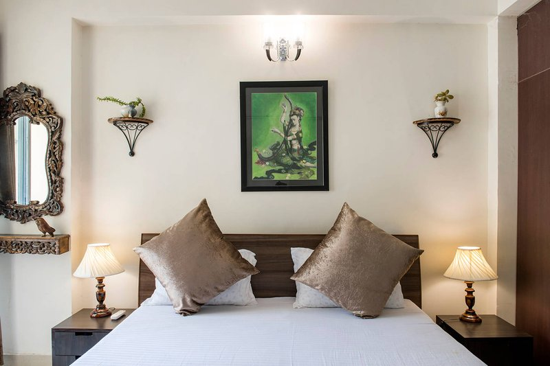 The Buddhayan Apartment 102, vacation rental in Jaipur