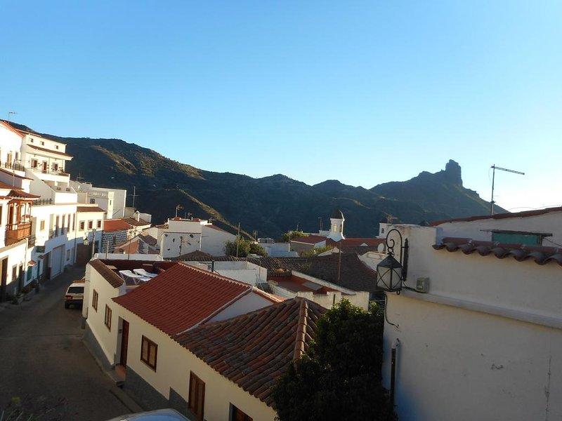 Casa El Fraile en Tejeda Islas Canarias España, aluguéis de temporada em Juncalillo