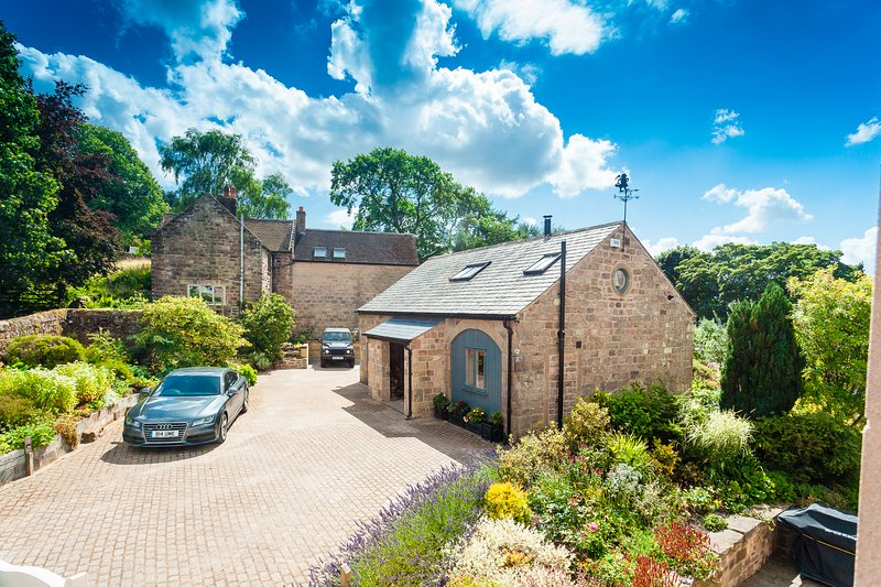 Lea View Cottage, holiday rental in Tansley