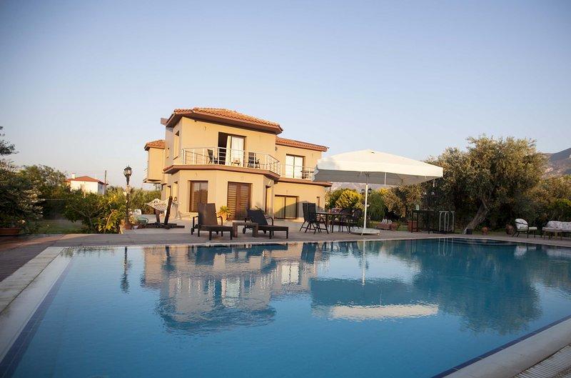 Laying within seemingly endless gardens, Kyrenia Gardens Villa provides solitude & peace  of mind...