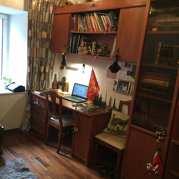 Bedroom in Novokosino Moscow, holiday rental in Ostrovtsy