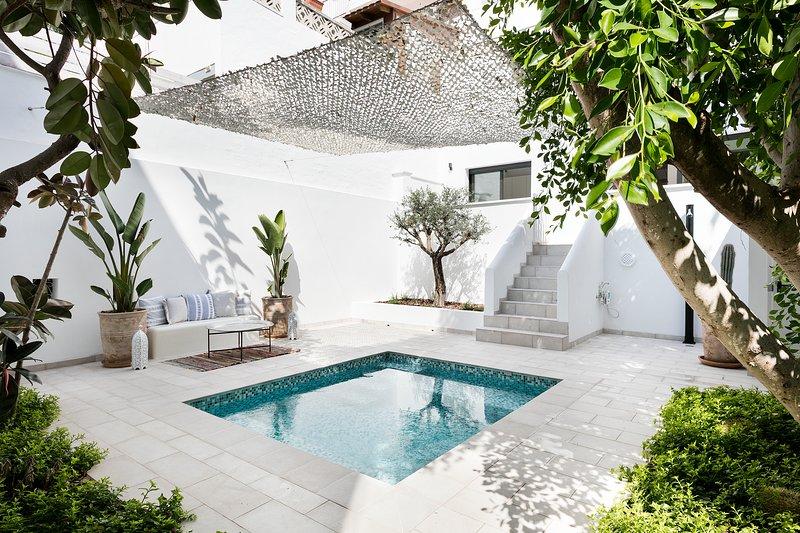 DESTINO SITGES-CASA ESMERALDA, vacation rental in Sitges